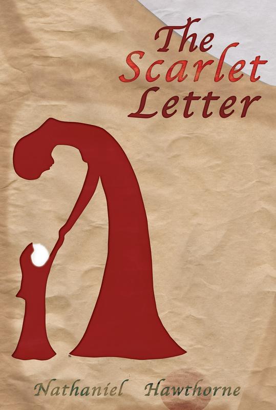 Scarlet Letter Original Book Cover Barca Fontanacountryinn Com